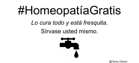 campaña homeopatía